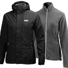 A classic 3-in-1 jacket design built for any condition.
