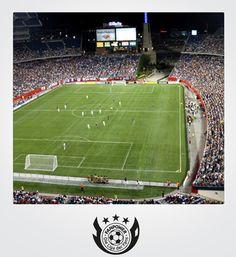 Gillette Stadium   Foxborough   Club: New England Revolution   Zuschauer: 68.756
