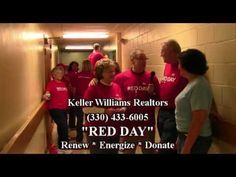 KELLER WILLIAMS REALTORS * RED DAY GOLD KEY CENTER FOR EXCEPTIONAL CHILDEN CANTON, OHIO