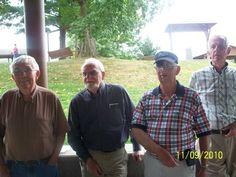 Sheridan boys with good friend joe Crockett