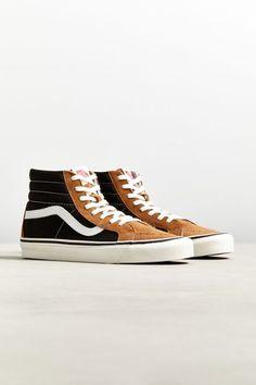 56af3aefa306 Vans Sk8-Hi DX Anaheim Factory Sneaker
