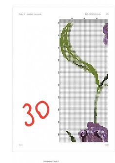 Prayer Rug, Cross Stitch, Bullet Journal, Embroidery, Cross Stitch Embroidery, Cumin Plant, Flower Chart, Irises, Punto De Cruz