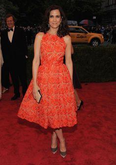 Kristen Wiig in Stella McCartney and Fred Leighton Jewels