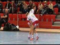 Elektrosjokkhåndbal / Eletroshock handball w/English subs    repinned by someid.de