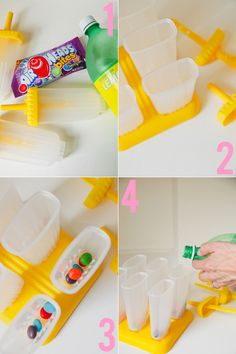 fizyz ice pops DIY - And Then We Saved | Saving Where We Can, So We Can Spend Where We Want.
