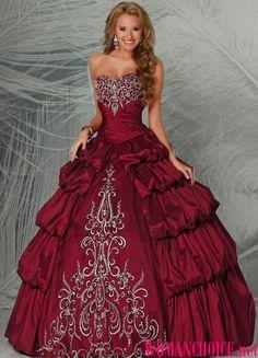 Платья с пыщной юбкой