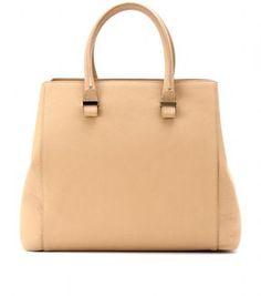 Victoria Beckham LIBERTY LEATHER SHOPPER on shopstyle.com