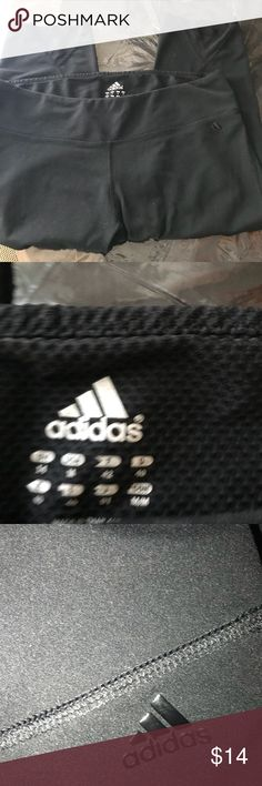 Adidas work out pants Adidas work out pants adidas Pants Capris