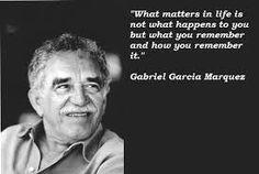 Gabriel Garcia Marquez, nos regalo su maravilloso mundo #RIP 1927-2014