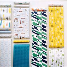 Mini Moderns Hinterland collection of wallpapers