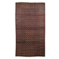 """Tribal Collection Oriental Rug, 5'7"""" x 10'3"""""""