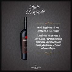 """DOPPIOZETA - Doppiozeta is the main wine of Mazzei. A wine made from a blend of Nero d'Avola and Syrah entirely cultivated with sapling. The name """"Doppiozeta"""" refers to the """"heart"""" of the Mazzei's name. @marchesimazzei #winegallery #marchesimazzei #zisola #wine #tuscany #winelovers"""