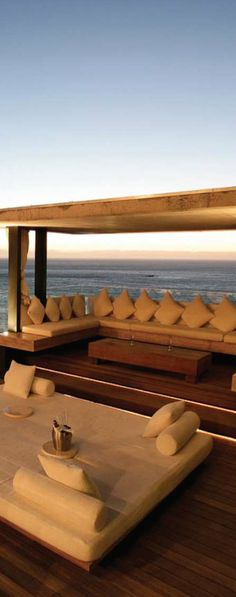 This Blog Linked From Here The Web This Blog Linked From Here The Web Friday, July 25, 2014 Design Spotlight on SAOTA.....Victoria 73 House This is another stunning home from the South African based firm of Stefan Antoni Olmesdahl Truen Architects (SAOTA). This contemporary home is Victoria 73, located in Bantry Bay, Cape Town, South Africa. The private luxury rental is six floors and 11,830 square feet, with five bedrooms and five bathrooms. The sleek villa boasts breaktaking seaside views…