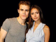 Paul Wesley & Nina Dobrev