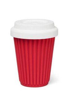 Das ORIGINAL! Der BYO Coffee Cup ist der einzige wiederverwendbare coffee-to-go Becher aus lebensmittelechtem Silikon. Ein Muss für jeden Liebhaber der klassischen Pappbecher. Einfach in Handhabung und Reinigung und wie maßgeschneidert für deine Hand.