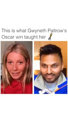 Jay Shetty and Gwyneth Paltrow talk about how to release negative emotions and find purpose. In this episode of the On Purpose podcast, they talk about feelings, emotions and living true to yourself. Paltrow also shares about manifesting, removing obstacles and finding her true call. I'm Jay Shetty - author, podcast host, former monk, and purpose coach. My vision is to make wisdom go viral in an accessible, relevant & practical way. Negative People, Negative Emotions, Oscar Wins, Removing Negative Energy, Finding Purpose, Gwyneth Paltrow, Be True To Yourself, Jay, Life Quotes