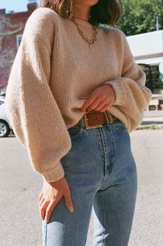 Winter Fashion Outfits, Look Fashion, Autumn Fashion, Autumn Outfits, Winter Sweater Outfits, Spring Outfits, Winter Outfits For Teen Girls Cold, Cute Cardigan Outfits, Winter Night Outfit