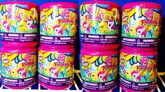 Fash'ems Squishy Mashems Surprises of My little Pony friendship is Magic