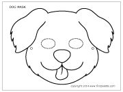 Dog mask Always a favorite with kids. Masks are always fun and kids love the cute puppy face. Animal Masks For Kids, Animals For Kids, Mask For Kids, Dog Mask, Cat Face Mask, Crocodile Craft, Puppy Halloween Costumes, Printable Animal Masks, Puppy Crafts