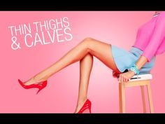 How To Get Thinner Thighs | 4 Victoria Secret Workout For SEXY Thighs! - YouTube