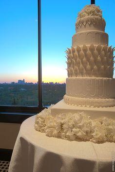 Cake and View! Hotel ZaZa Houston - Weddings, Grapevine
