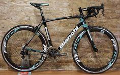Infinito CV & FFWD Celeste : my new bike !