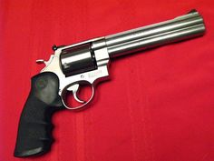 Smith Wesson Model 657 41 mag - classic hunter