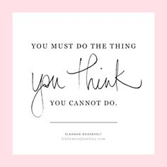 20 Eleanor Roosevelt Quotes to inspire you to change the world. Citations Eleanor Roosevelt, Eleanor Roosevelt Quotes, The Words, Words Quotes, Life Quotes, Sayings, Girly Quotes, Favorite Quotes, Best Quotes