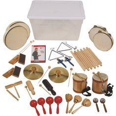 West Music West Music WM30 30 Player Classroom Kit (West Music 204154), Rhythm Collections and Hand Percussion Sets| West Music