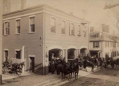 Former Salem Fire Station, Massachusetts