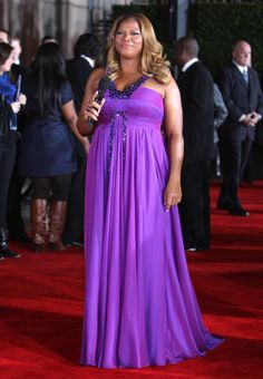 Queen Latifah no People's Choice Awards.