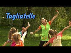 Míša Růžičková - Tagliatelle (Cvičíme s Míšou - plná verze) - YouTube Music, Youtube, Tagliatelle, Musica, Musik, Muziek, Music Activities, Youtubers, Youtube Movies