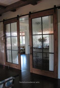 Gallery of Sliding Barn Door Designs and Inspirations! – Paperblog by www.danazhome-