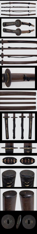 Uchi Katana Koshirae | Japanese Sword Shop Aoi-Art.