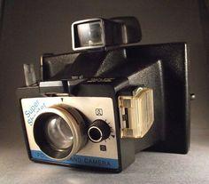 1970's Polaroid Camera - The Super