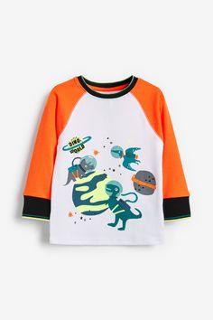 Buy Multi 3 Pack Space Dino Print Pyjamas from the Next UK online shop Pajama Bottoms, Pajama Top, Boys Pajamas, Pyjamas, Toddler Boy Outfits, Toddler Boys, Latest Fashion For Women, Kids Fashion, Nightwear