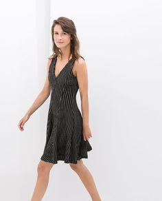 SLEEVELESS A-LINE DRESS from Zara