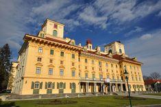 Schloss Eszterházy Thurn Und Taxis, Museum, Louvre, Building, Travel, Opera House, Concerts, Tourism, Viajes