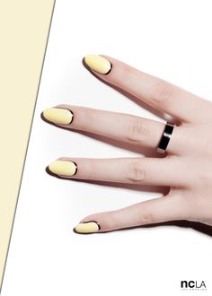 How to fake a fancy manicure!