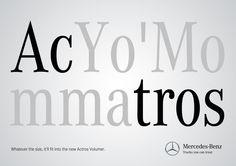 Mercedes-Benz: The new Actros Volumer