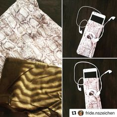 #Berlin showing off the cool street style of it's inhabitants in different lovely locations. Get inspired have fun! Thank you #Repost by @fride.nszeichen  Snake skirt is now a cellphone case. #recycledfashion #slowfashion #refashion #fairfashion #secondhand #cellphone #case #cellphonecase #sewing #diy #headphones #imakemyclothes #fashion #stylish #trendy #animalprint  #frideseimitdir