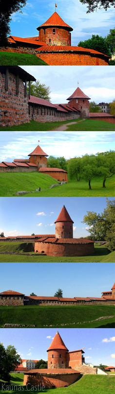 Kaunas Castle is a Gothic defensive structure, which repeated the Second Schedule of the castle pound. Preserved remains of the castle witnessed on the primitive three-dimensional structure, construction techniques, forms, and provide relevant documents in the XIII - XVI century architectural development in Lithuania to know, is an architectural monument of national importance.