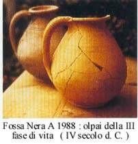 Fossa Nera A (Porcari - LU) Ceramiche