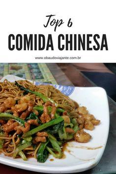 Comida chinesa não precisa ser tabu. A China é cheia de pratos deliciosos, pra você não ficar na dúvida separamos os que mais gostamos.