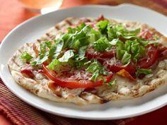 BLT Grilled Pizza