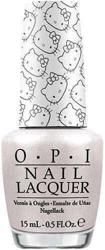 OPI Hello Kitty Collection Kitty White 15 ml NLH80
