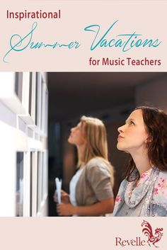 Tired of teaching music? These inspirational summer vacations could be perfect for you. https://www.connollymusic.com/stringovation/music-teachers-inspirational-summer-vacations @revellestrings