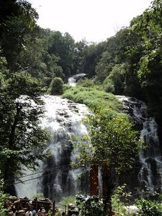 Abbey Falls, Coorg, India