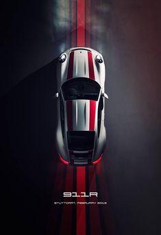 Porsche 911 R Mehr