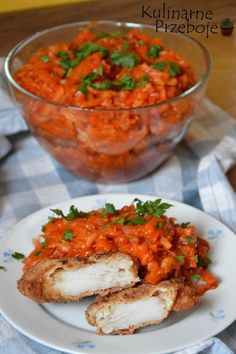 Pin by Dori on Polnische rezepte in 2020 Fish Dishes, Seafood Dishes, Seafood Recipes, Cooking Recipes, Xmas Food, Christmas Cooking, Italian Recipes, Food Inspiration, Food And Drink